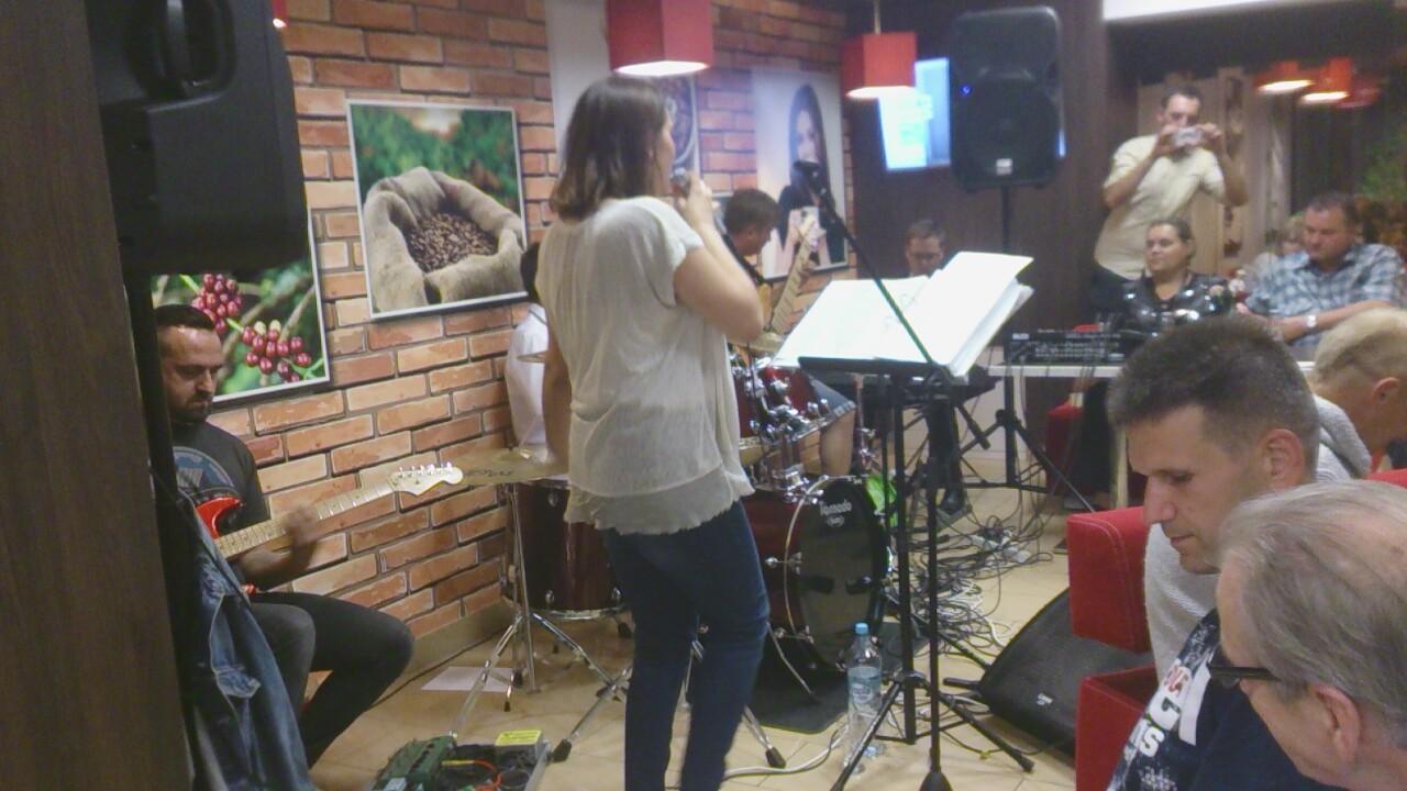 Koncert zespołu PAKA – Kawiarnia Polański (Maków Podhalański, 01. 08. 2015r.)