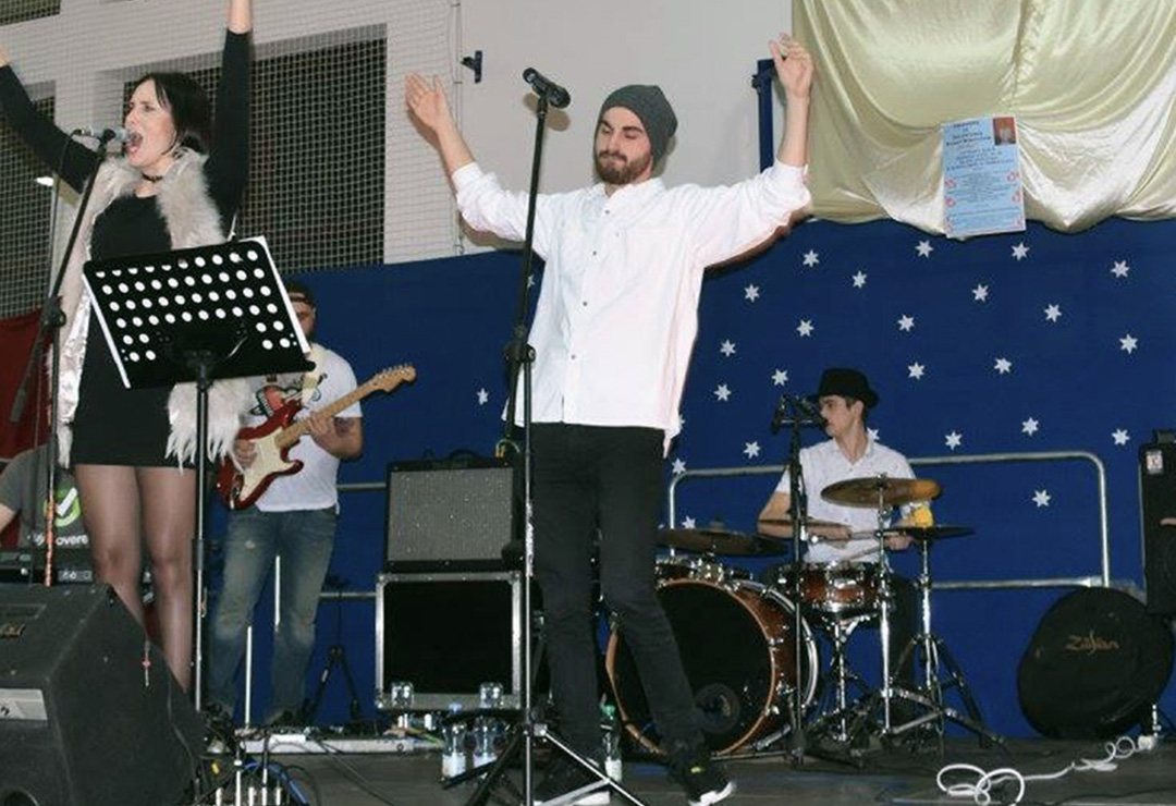 Paka Band - Koncert Charytatywny - Gosia Kontra Glejak