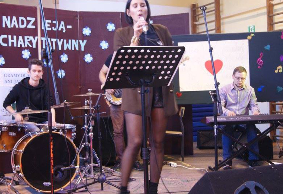 Paka Band - Koncert Charytatywny dla Ani Jarosz