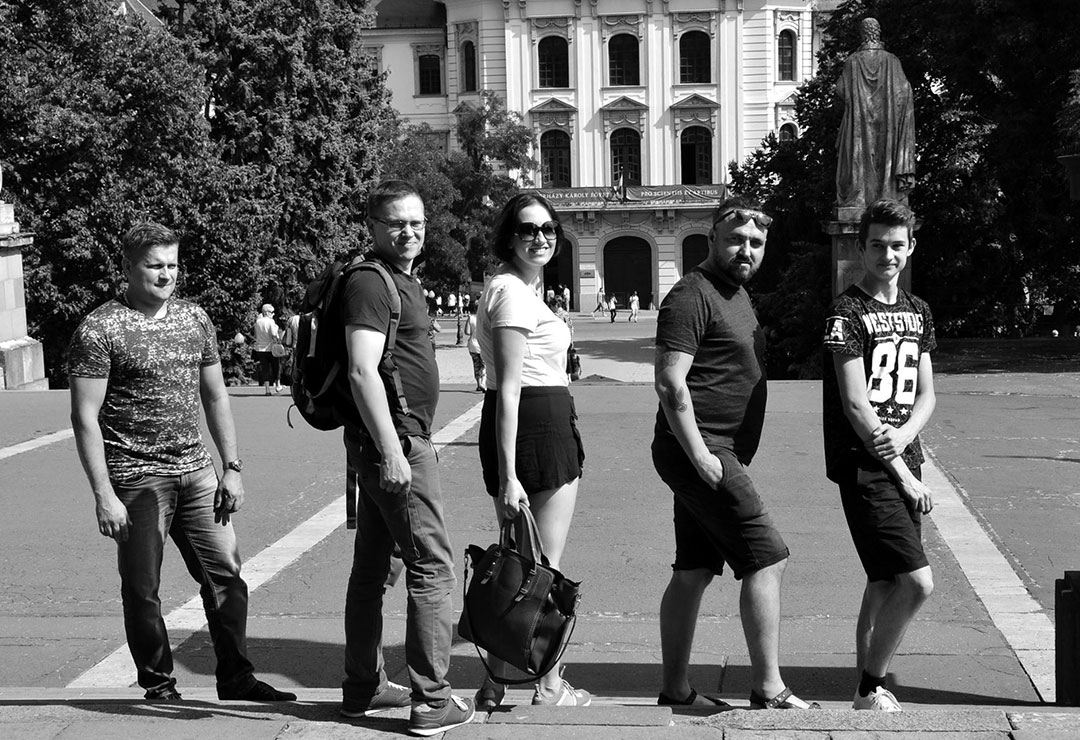 Paka Band - Eger (Węgry) - Sesja