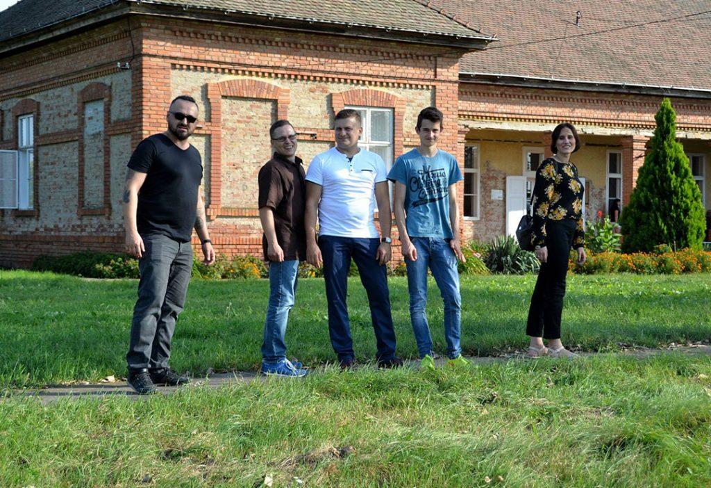Paka Band - Kengyel (Węgry) - Sesja