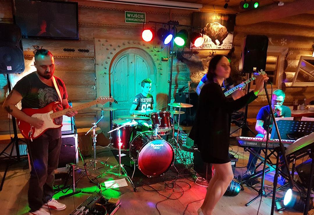 Paka Band - Zespół Muzyczny - Imprezy